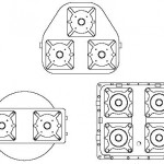 Gearboxes Hydraulic Pump Mounts